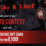 Take part on our Halloween competition!