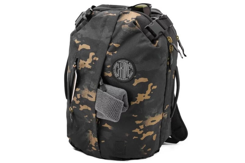 CHROME SUMMONER BACKPACK - RAVENSWOOD CAMO