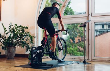 bike rollers for home training