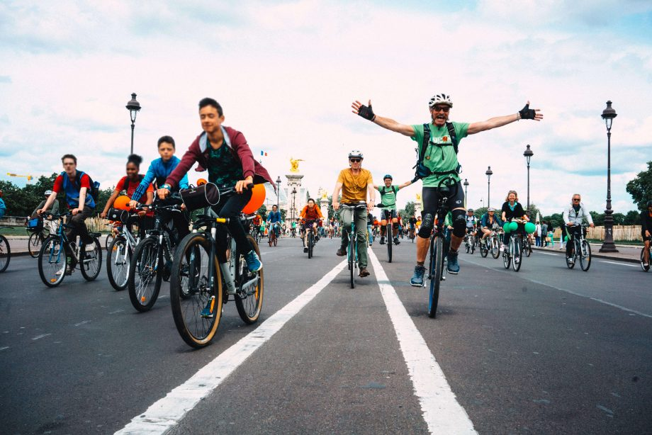 new cyclists