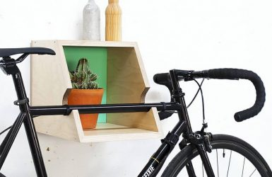 Different Ways to Hang or Store Bicycles in Little Room