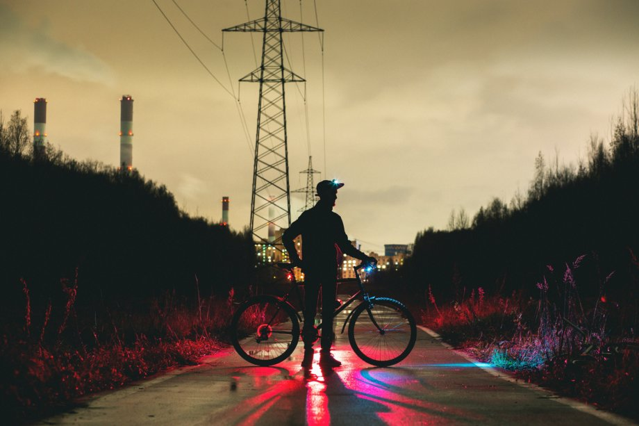5 Tips for Nighttime Cycling