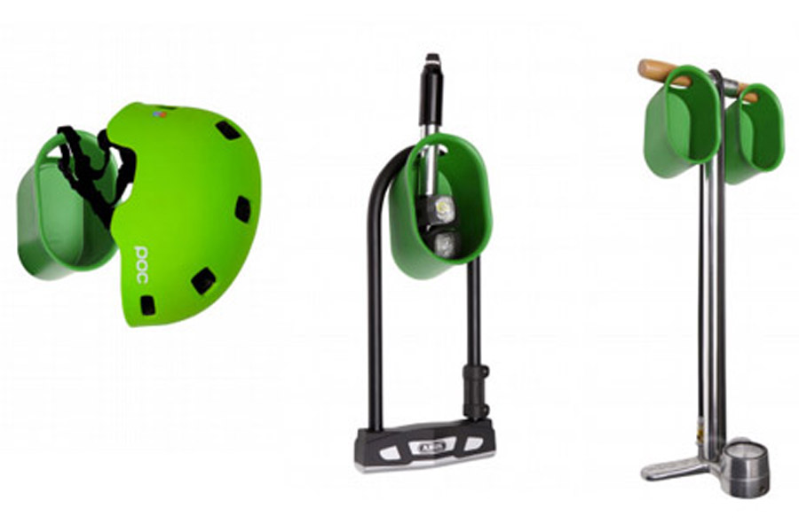 Cycloc Loop Storage - Green 2