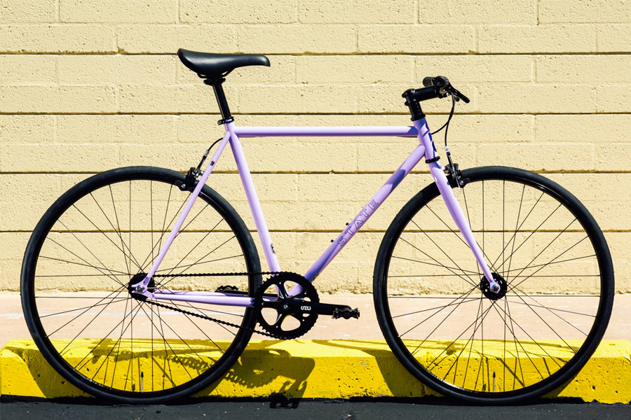 State Bicycle Co. Perplexing Purple