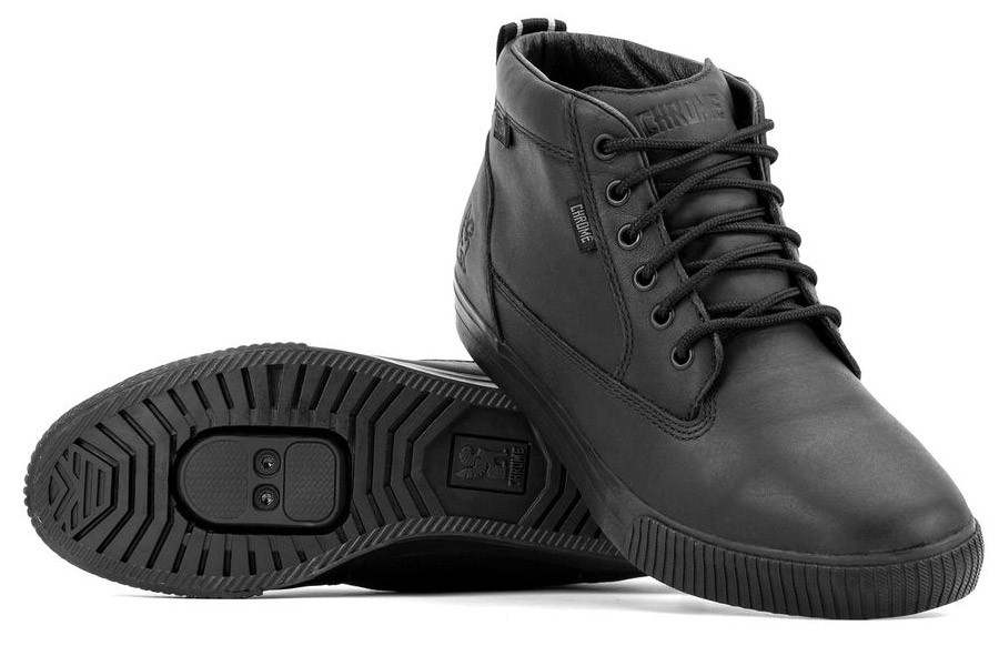 Chrome Industries Storm 415 Pro Workboot in black color 92a5ef748e9