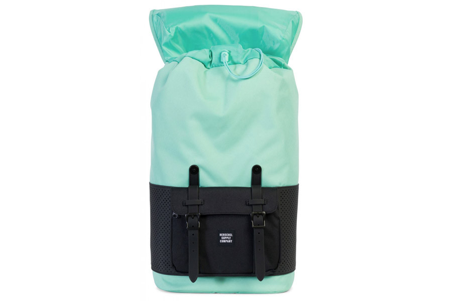 55a4cdcf78 Buy Herschel Little America Backpack Lucite Green Aspect Collection