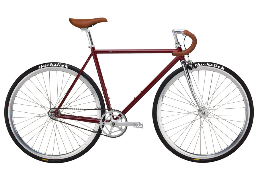 Santa Fixie. Buy the Pure Fix Pro Roosevelt. Pure Fix Cycles Europe