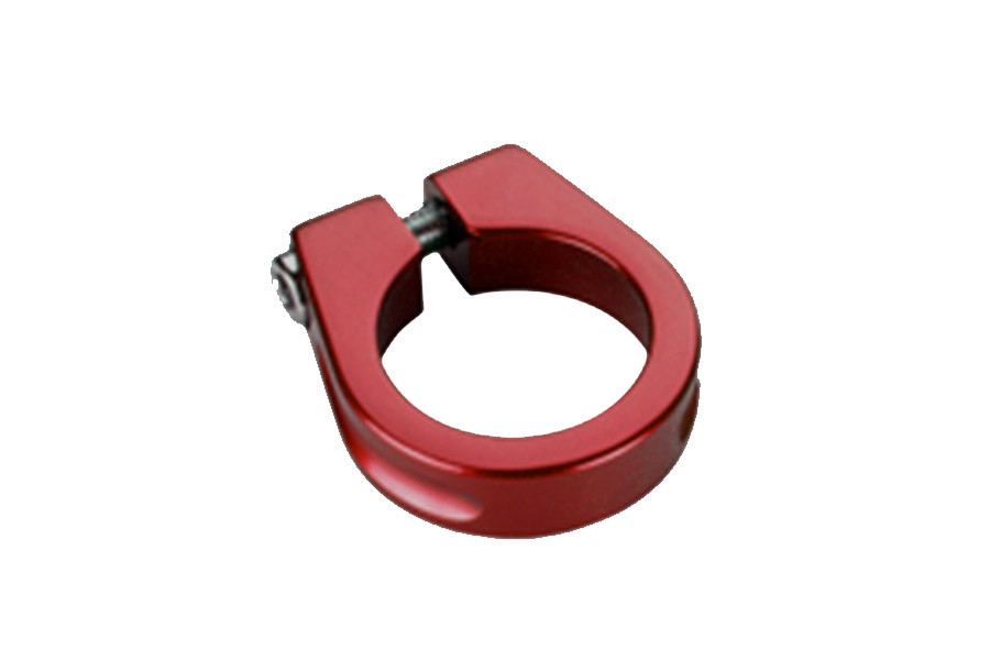 Ges 28.6mm Seat Clamp - Red