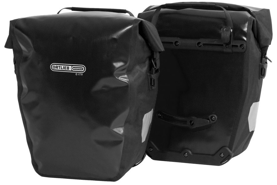Ortlieb Back Roller QL1 Pannier Bag - Black