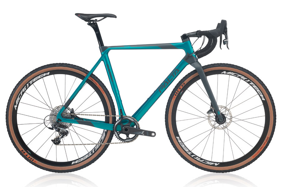Basso Bikes Palta Gravel Bicycle - Emerald Green