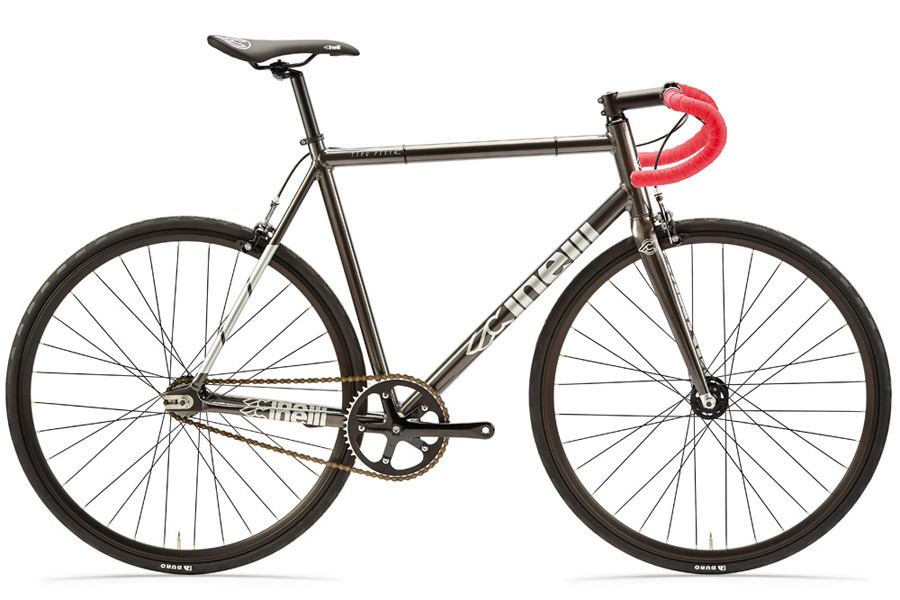 Cinelli Tipo Pista Single Speed Bicycle - Touch of Gray