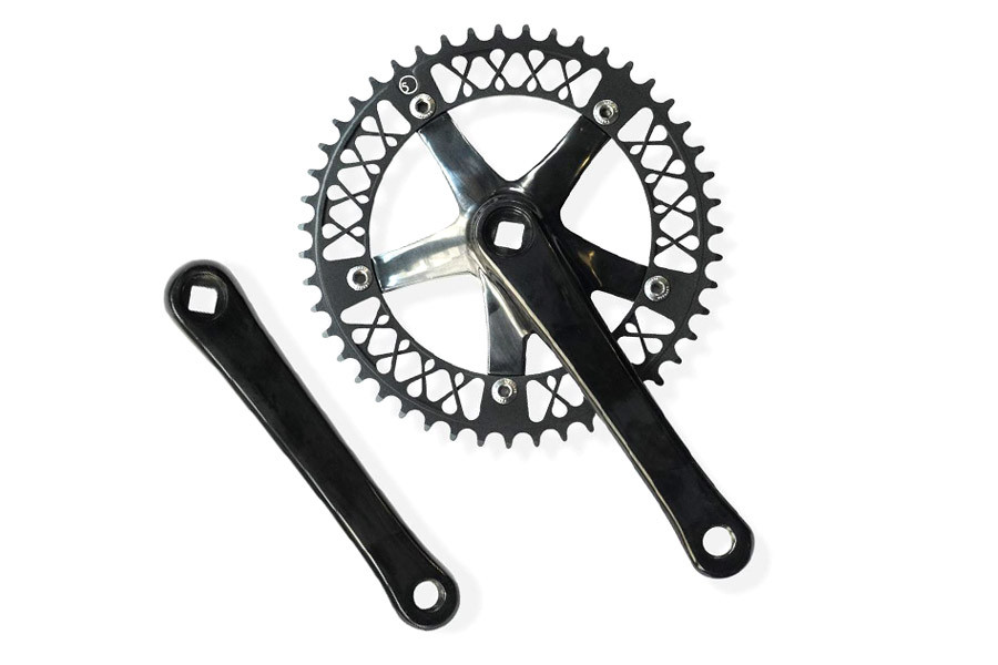 Buy Fixed Gear, Single Speed and Track Canksets and Chainrings