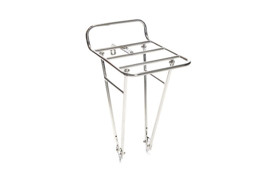 Pelago Front Rack Medium - Chrome
