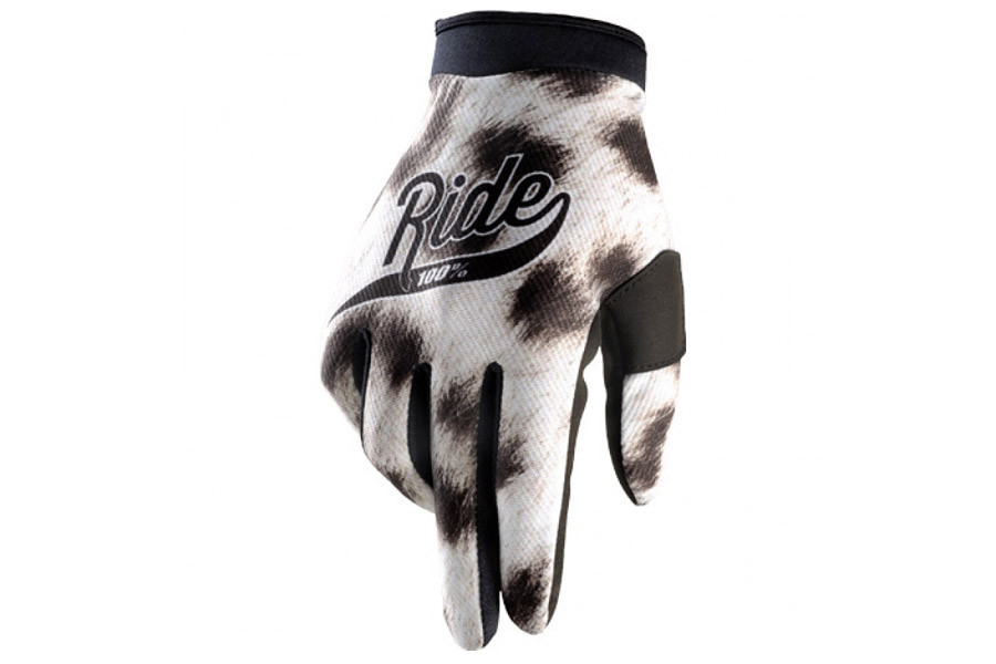 100% Itrack Ride Cycling Gloves