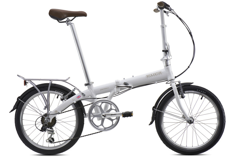Bickerton Junction 1307 Country Folding Bicycle - White