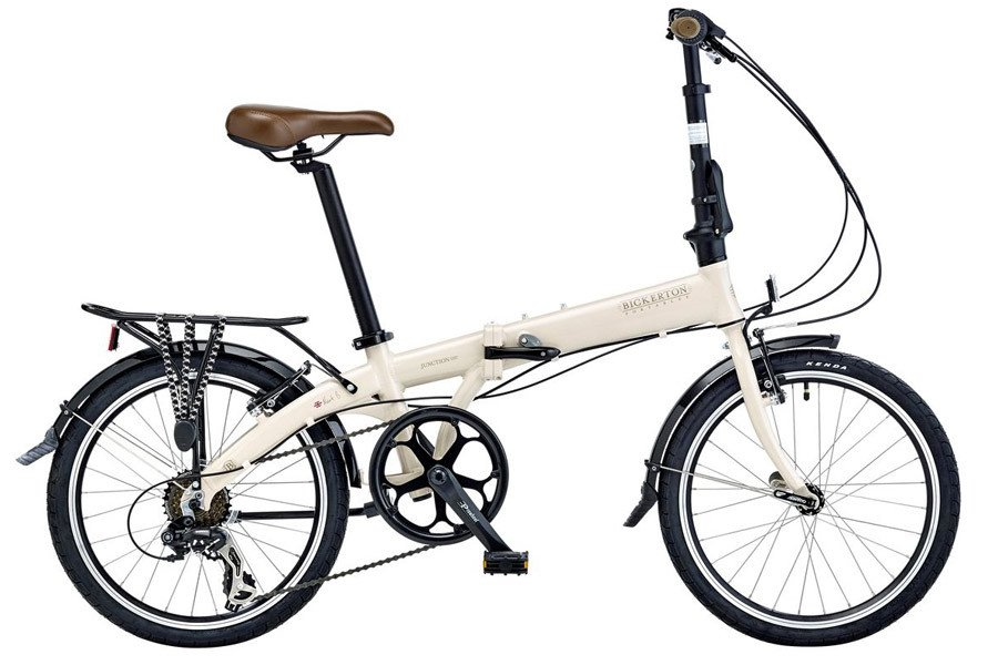 Bickerton Junction 1507 Country Folding Bicycle - Cream