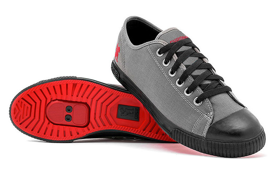 Chrome Industries Kursk Pro 2.0 SPD Cycling Shoes - Grey