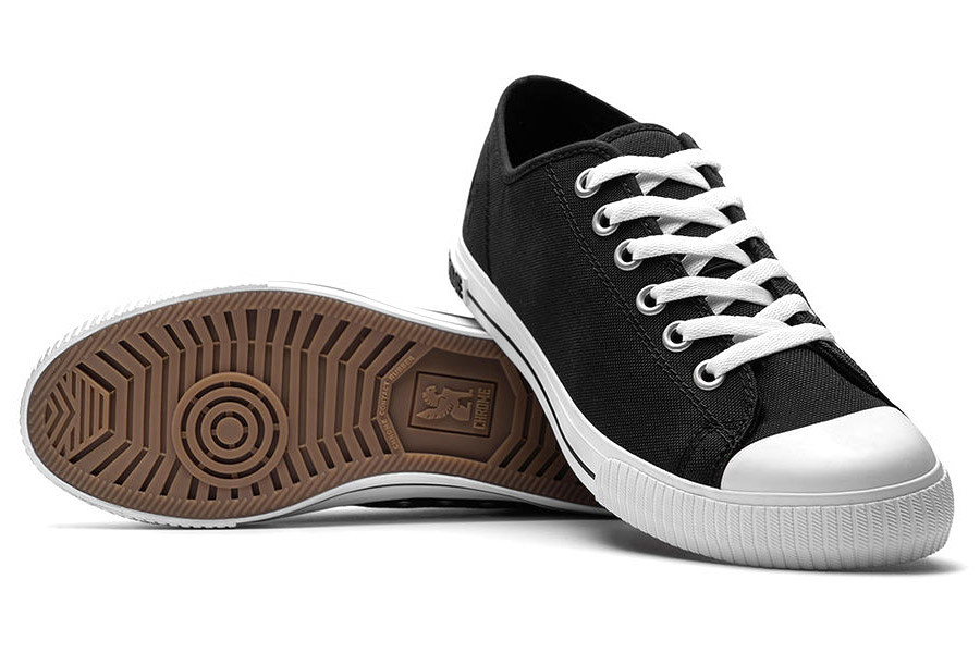 Chrome Industries Kursk Pedal Cycling Shoes - Black/White