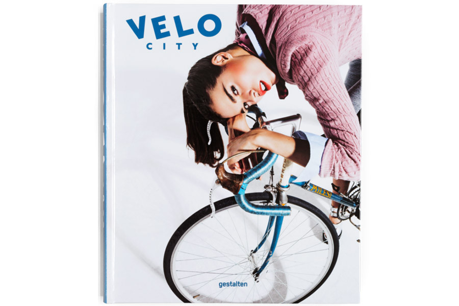 Velo City: Bicycle Culture and City Life Book
