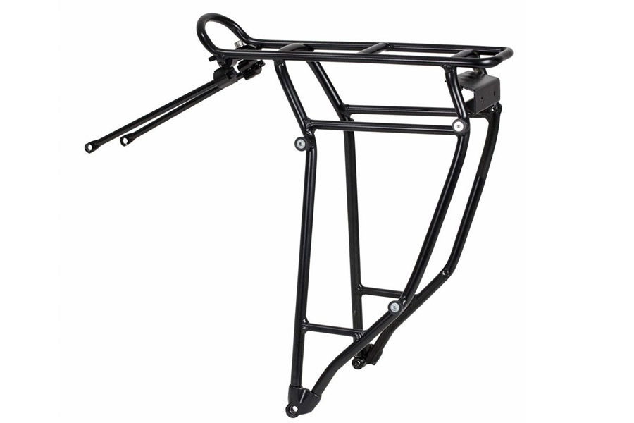Ortlieb Rack3 QL3.1/QL3 Rear Rack - Black