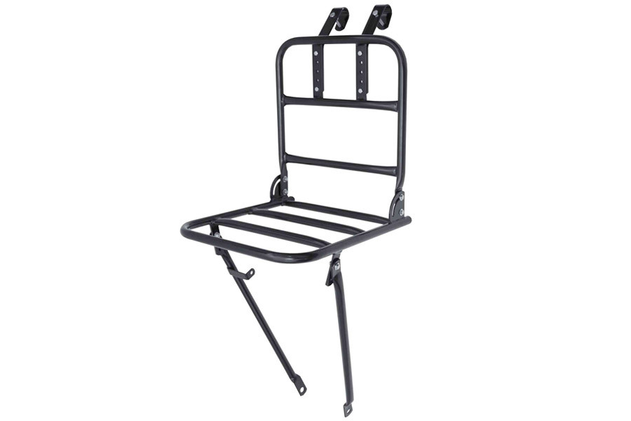 RMS Front Rack - Black