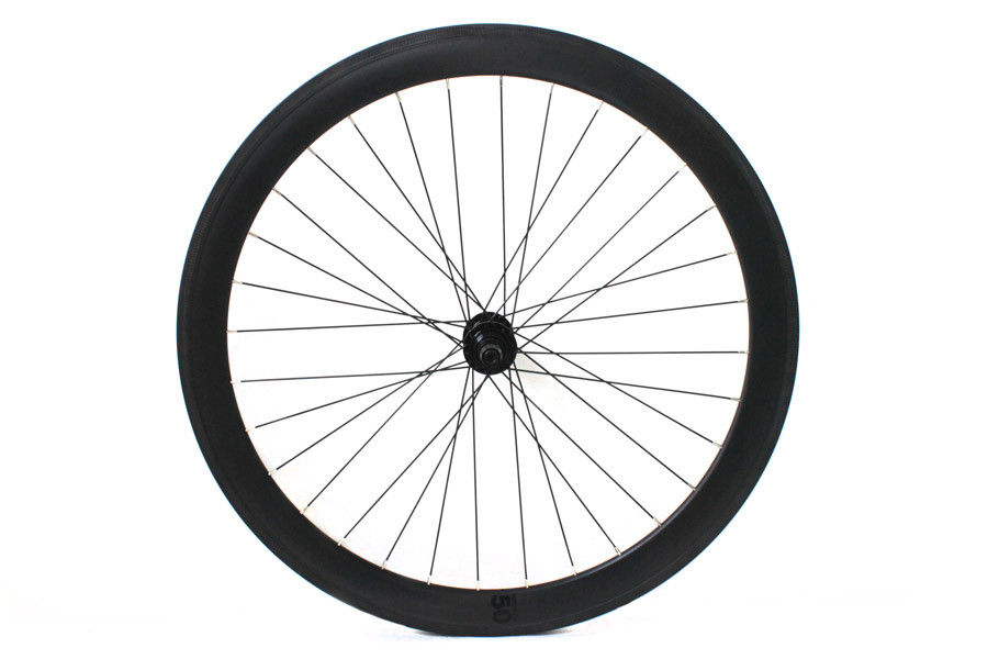 Notorious 50mm Rear Track Wheel - Carbon