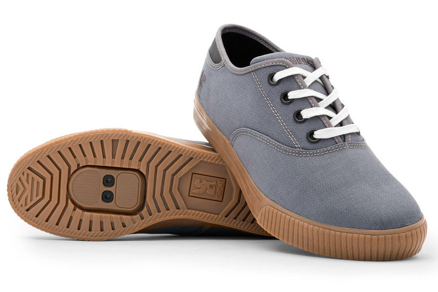 bd7df211956 Chrome Industries Truk Pro SPD Cycling Shoes - Grey