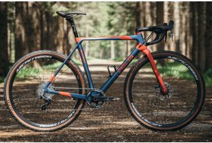 Basso Bikes Palta Gravel Bicycle - Space Blue