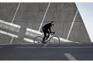 Finna Road Racer Bicycle - Pearl White