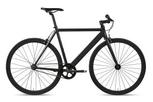 6KU Track Bicycle - Black