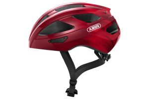 Abus Macator Helmet - Bordeaux Red