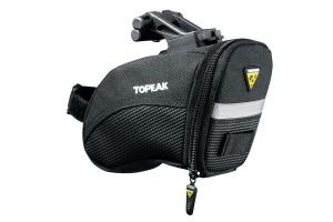 Topeak Aero Wedge Pack S Saddle Bag - Black