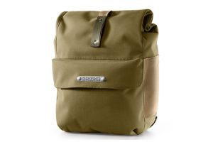 Brooks Norfolk Front Pannier - Green
