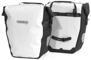 Ortlieb Back Roller QL1 Pannier Bag - White