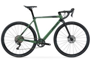 Basso Bikes Palta Gravel Bicycle - Army Green