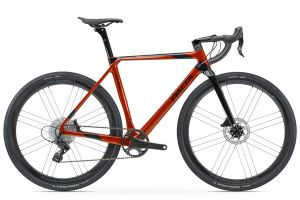 Basso Bikes Palta Gravel Bicycle - Lava Red