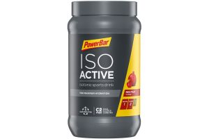 Powerbar IsoActive Isotonic Drink 600g - Red Fruit Punch
