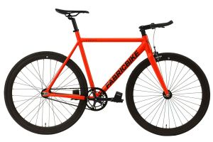 FabricBike Light Track Bicycle - Red