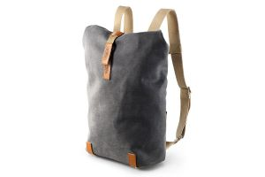 Brooks Pickwick Small Grey Backpack