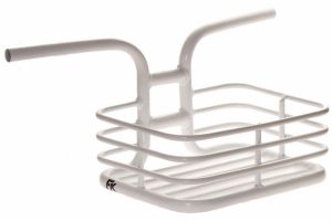 FK-1146 Integrated Basket - White