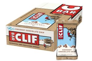 Clif Bar Coconut Chocolate Chip Energy Bar (12 Pack)