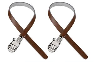 VP Leather Straps - Brown