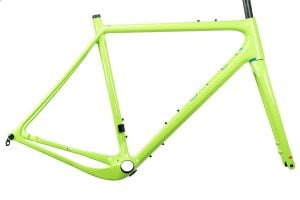 OPEN New U.P. Gravel Frameset - Green