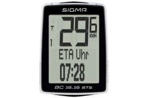 Sigma BC 16.16 STS Wireless Cycle Computer