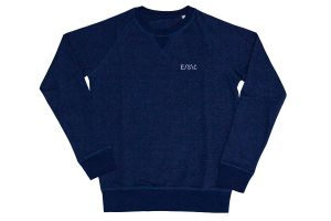 Escapada Cycling Blue Sweatshirt