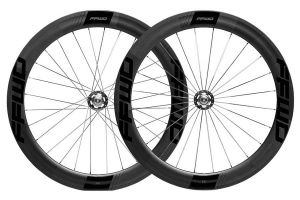 Fast Forward F6T Track Wheelset - Carbon