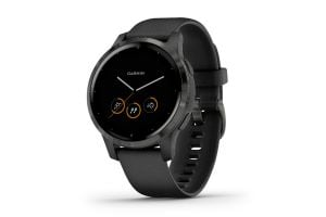 Garmin Vivoactive 4S Music Powder Black/Slate Smartwatch