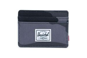 Herschel Charlie Wallet - Night Camo