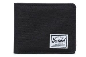 Herschel Roy RIFD Wallet - Black