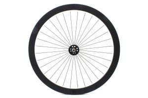 H+Son Formation Face Front Fixie Wheel - Black